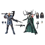 MARVEL LEGENDS SKURGE AND HELA
