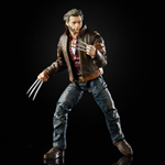 MARVEL LEGENDS X-MEN WOLVERINE 20TH