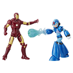 MARVEL VS CAPCOM: INFINITE IRON MAN & MEGAMAN X SET