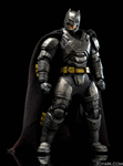 MEZCO BATMAN ARMOR FAKE
