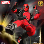 MEZCO DEADPOOL 1:12 FAKE