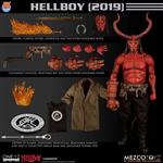 MEZCO HELLBOY 2019