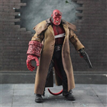 HELLBOY- MEZCO HELLBOY WOUNDED FAKE