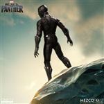 MEZCO ONE 12 BLACK PANTHER FAKE