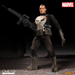 MEZCO ONE:12 PUNISHER KO VER