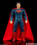 MEZCO SUPERMAN BVS FAKE