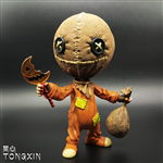 MEZCO TRICKR TREAT SAM CHINA VER