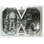 MIRACLE ACTION FIGURE TETSUJIN & BLACK OX 2ND