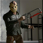 NECA FRIDAY 13TH JASON THE FINAL CHAPTER