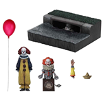 NECA IT PENYWISE ACCESSORY SET