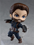 NENDOROID CAPTAIN AMERICA INFINITY WAR FAKE
