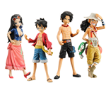 ONE PIECE HALF AGE CHARACTER