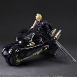 PLAY ART KAI - FFVII ADVENT CHILDREN CLOUD STRIFE & FENRIR