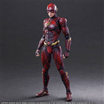 PLAY ARTS KAI JUSTICE LEAGUE : THE FLASH