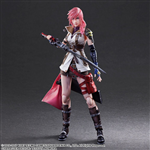 PLAY ARTS KAI LIGHTNING KO BOX