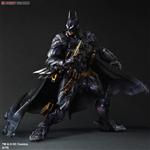 PLAY ARTS KAI VARIANT BATMAN ARMORED LIMITED COLOR FAKE