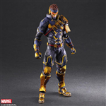 PLAY ARTS KAI X-MEN : CYCLOPS