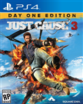 PS4 JUST CAUSE 3 (KÍ GỬI)
