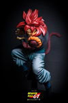 PVC DRAGON BALL GT GOGETA SUPER SAIYAN 4