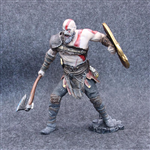 PVC KRATOS GOD OF WAR 4 FAKE