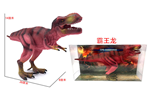 PVC RED T-REX FAKE