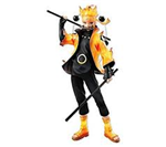 PVC UZUMAKI NARUTO FINAL FORM FAKE