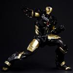 RE:EDIT #06 IRON MAN (BLACK X GOLD)
