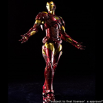 RE:EDIT EXTREMIS ARMOR 02 IRONMAN LIKE NEW