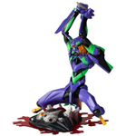 REVOLTECH EVANGELION EVOLUTION EV-001 AF UNIT 01 FAKE