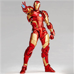 REVOLTECH IRON MAN BLEEDING EDGE ARMOR FAKE