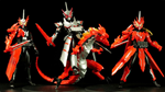 RKF DRAGONIC KNIGHT AND WONDER COMBO SET