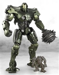 ROBOT SPIRIT PACIFIC RIM TITAN REDEEMER FAKE