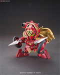 SD KURENAI MUSHA RED WARRIOR