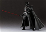 SHF DARTH VADER INCLUDES DISPLAY STAND FIRST EDITION 2ND