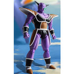 SHF DRAGON BALL SPECIAL FORCE CAPTAIN GINYU