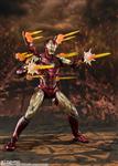 SHF IRON MAN MK85 (ENDGAME FINAL BATTLE VER) LIKE NEW