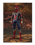 SHF IRON SPIDER FINAL BATTLE ( END GAME )