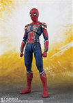 SHF IRON SPIDER LIKE NEW