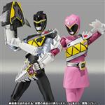 SHF KYORYU BLACK & KYORYU PINK SET 2ND JPV