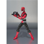 SHF RED BUSTER 2ND ( VAI TRẦY)