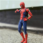 SHF SPIDER-MAN (FAR FROM HOME BOX VER) LIKE NEW