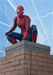 SHF SPIDER-MAN HOMECOMING WALL SET FAKE