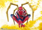 SHF SPIDER-MAN IRON SPIDER INFINITY WAR