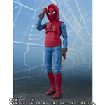 SHF SPIDERMAN HOME MADE SUIT FAKE