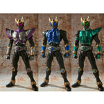 SIC SOUL KAMEN RIDER KUUGA 3 FORM SET LIMITED EDITION 2ND