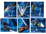 SIC KAMEN RIDER OOO EFFECT SET 2ND