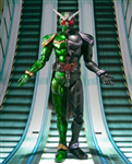 SIC KAMEN RIDER W CYCLONE JOKER 2ND