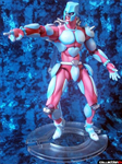 SUPER ACTION STATUE CRAZY DIAMOND LIKE NEW (JAPAN VER)