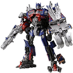 TRANSFORMER LEADER STRIKER OPTIMUS PRIME METALLIC VER.