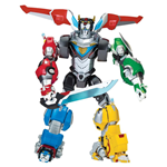 VOLTRON GOLION LEGENDARY DEFENDER SET